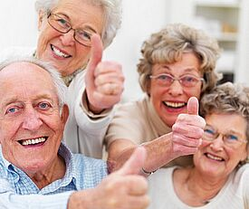 Senioren Umzug